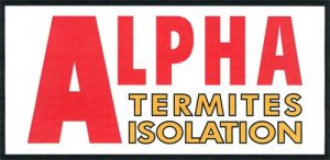 Logo Alpha termites Isolation